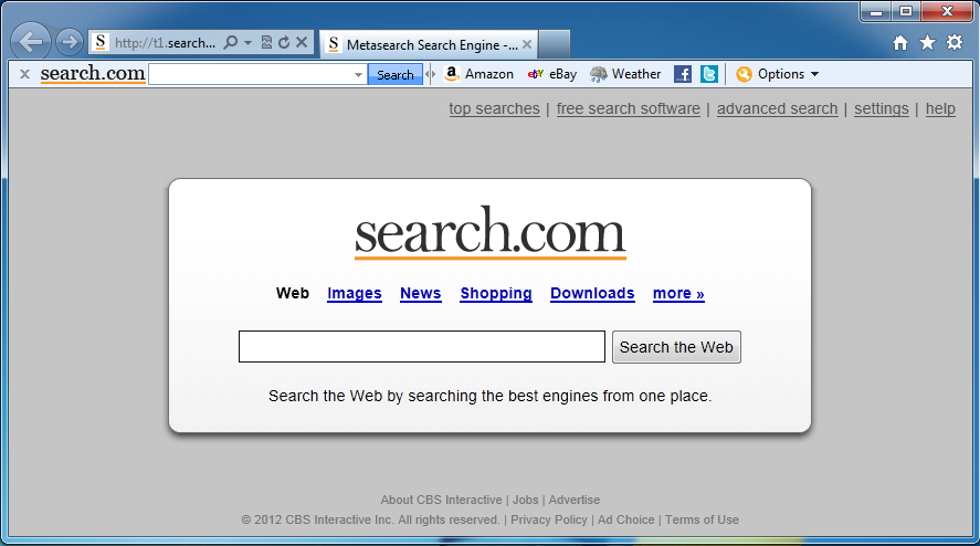search.com toolbar