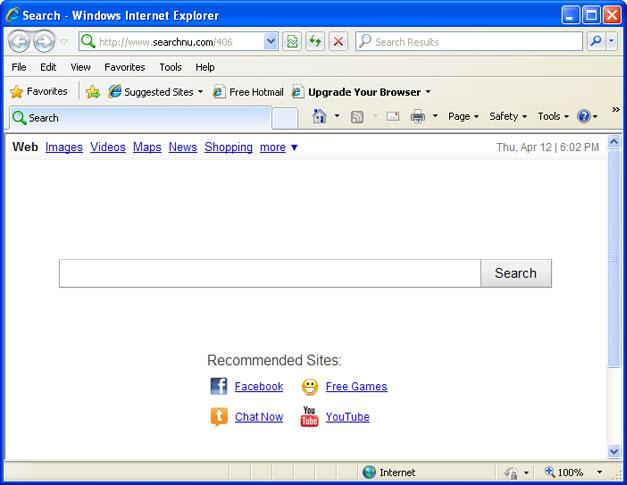 searchnu toolbar