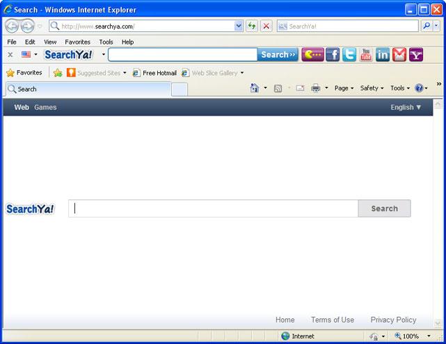 searchya toolbar
