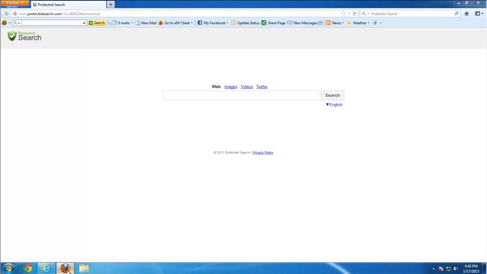 em client toolbar