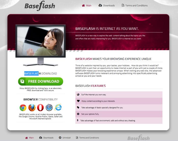 baseflash Anzeigen