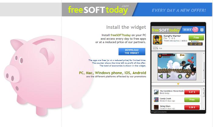 anúncios freesofttoday