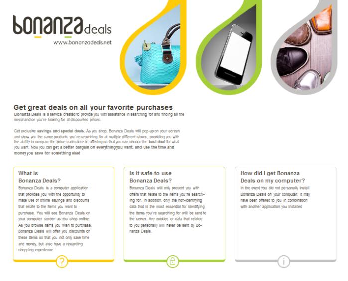 bonanza deals