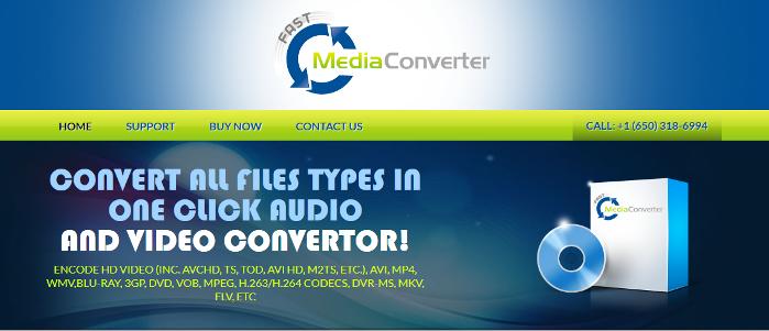 fast media converter