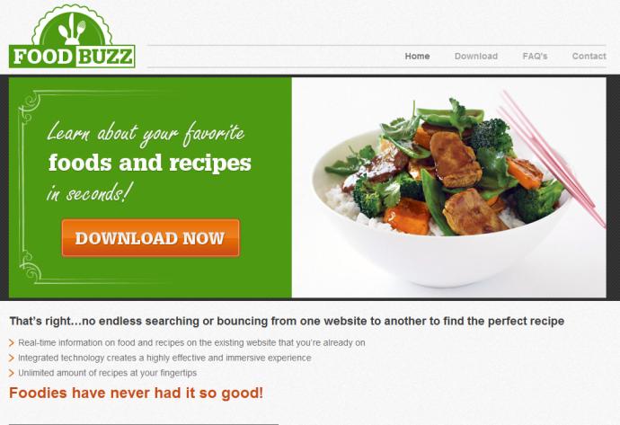 foodbuzz ads