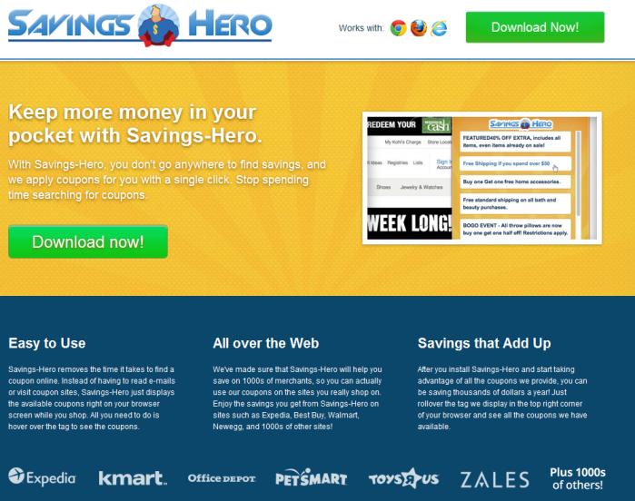 savings hero
