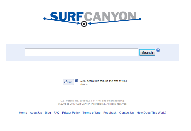 surf canyon