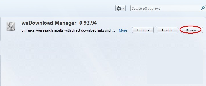 wedownload manager