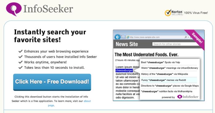 info seeker