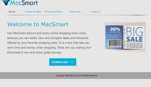 How to uninstall (remove) MacSmart