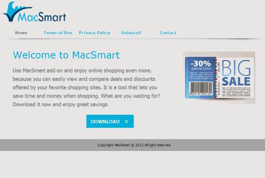 macsmart ads