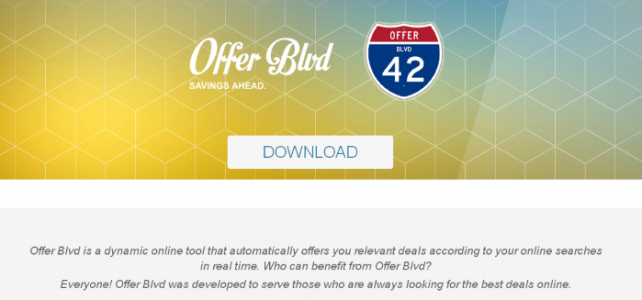 How to uninstall (remove) Offer Boulevard