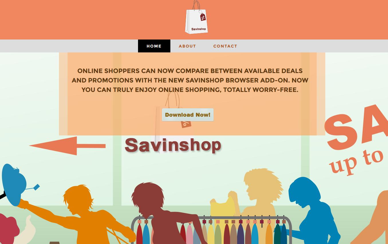 savingshop ads