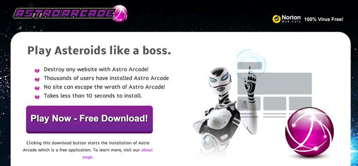 astro arcade