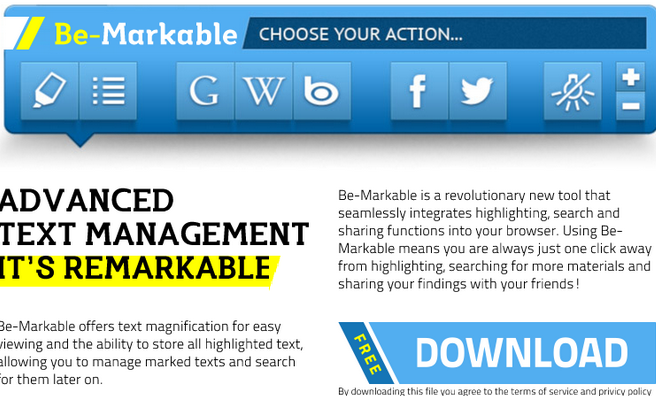 Be-Markable