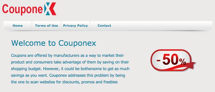 CouponEx Ads