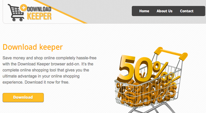 Download Keeper Ads