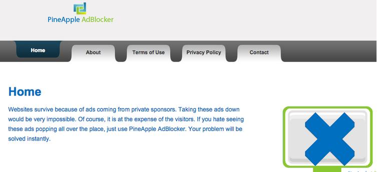 PineApple-AdBlocker