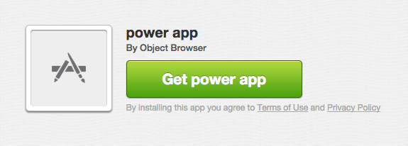 How to uninstall (remove) Power App