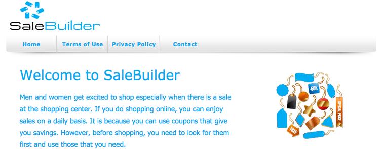 SaleBuilder Ads