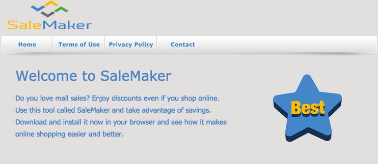 SaleMaker Ads