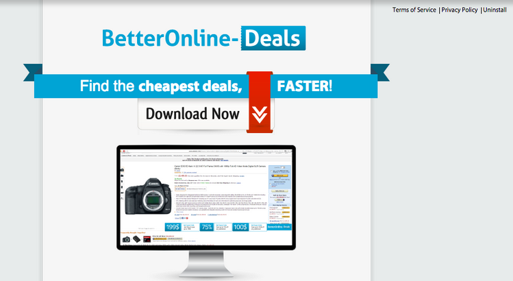 BetterOnlineDeals Ads