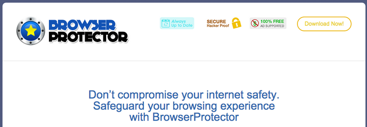 Ads by BrowserProtector