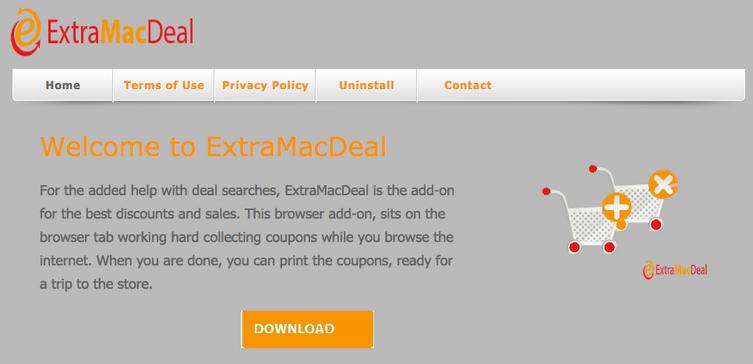 ExtraMacDeal Ads