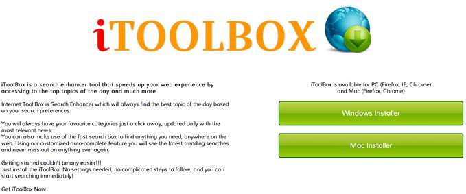 iToolBox Ads