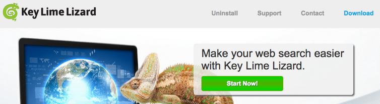 Key Lime Lizard Ads