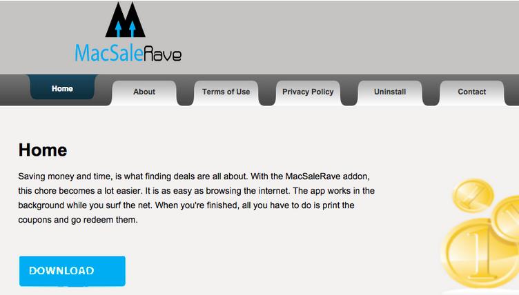 MacSaleRave Ads