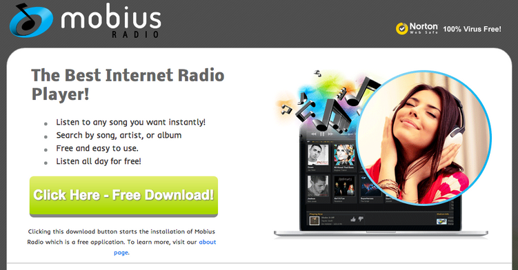 Ads by Mobius Radio