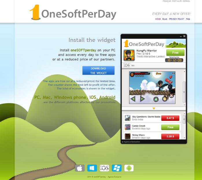 OneSoftPerDay