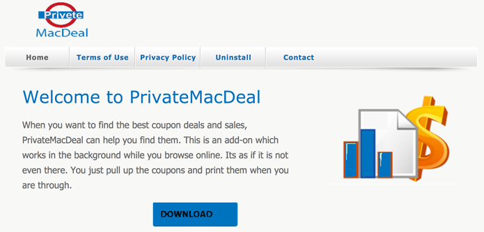PrivateMacDeal Ads