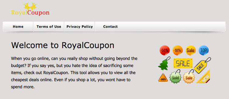 Ads by RoyalCoupon