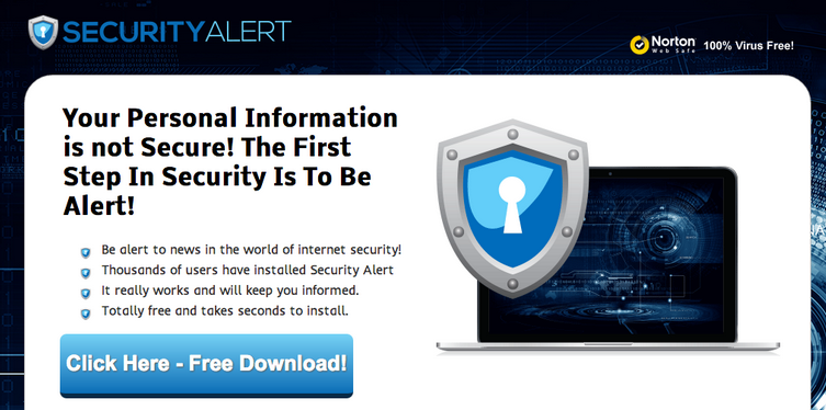 Ads by Security Alert