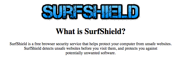Ads by SurfShield