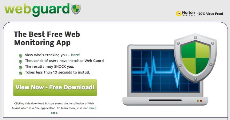 Web Guard Ads