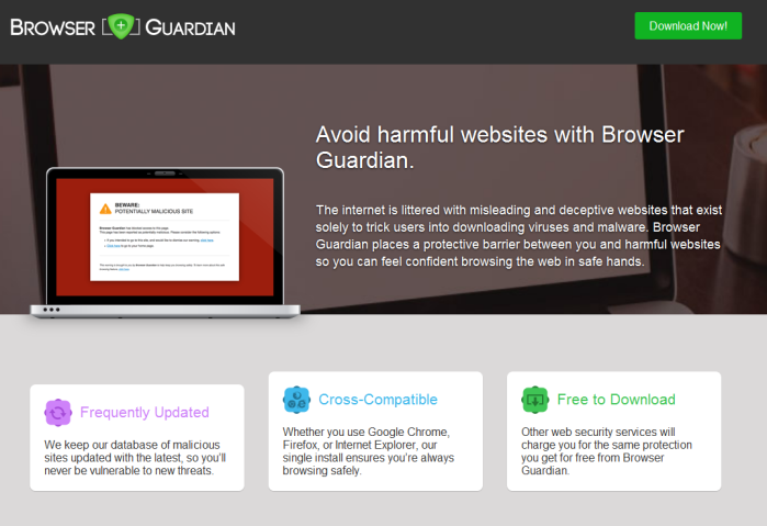 ads by browser guardian