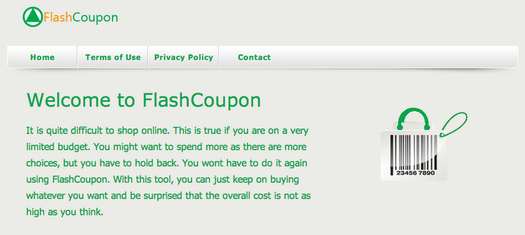 FlashCoupon Ads