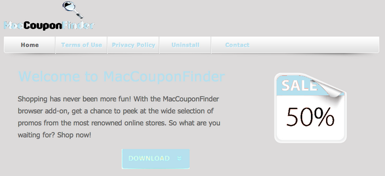 MacCouponFinder