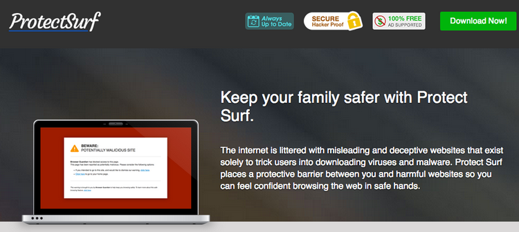 Protect Surf Ads