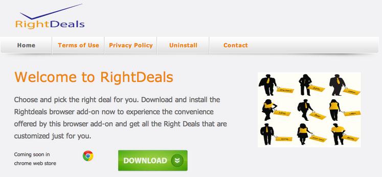 RightDeals Ads