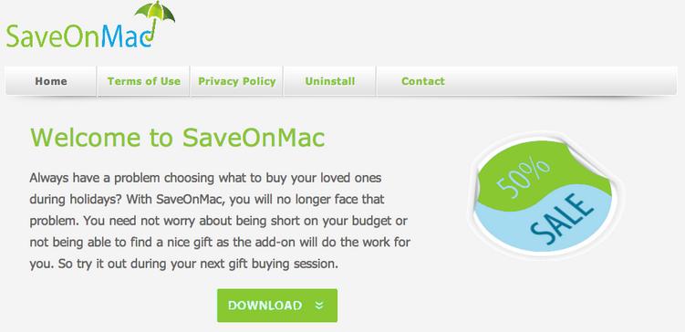 Ads by SaveOnMac