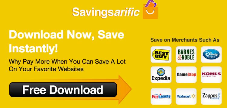 Ads by Savingsarific