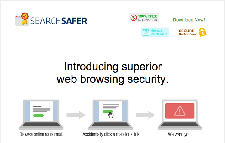 Search Safer Ads