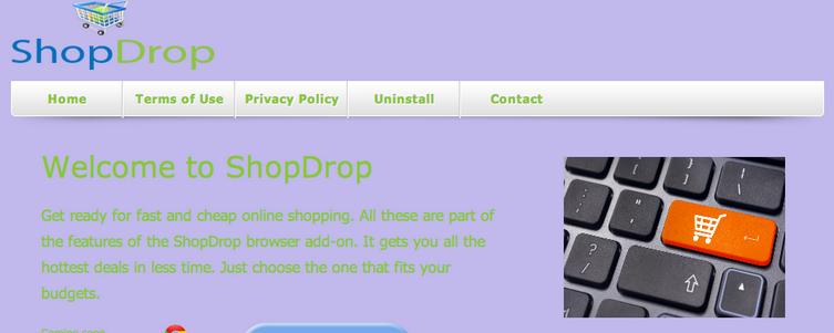 ShopDrop Ads