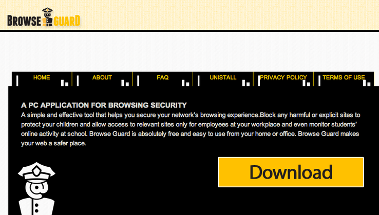 BrowseGuard Ads