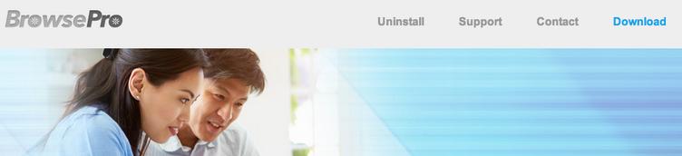 BrowsePro Ads