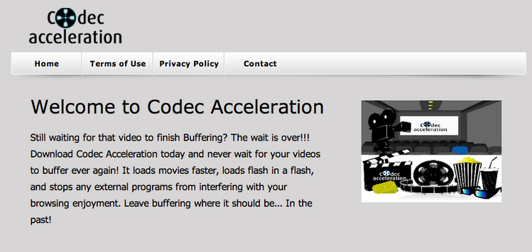 Codec Acceleration Ads